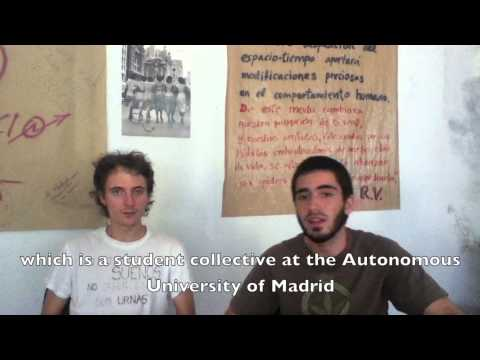 Anarchism in Madrid