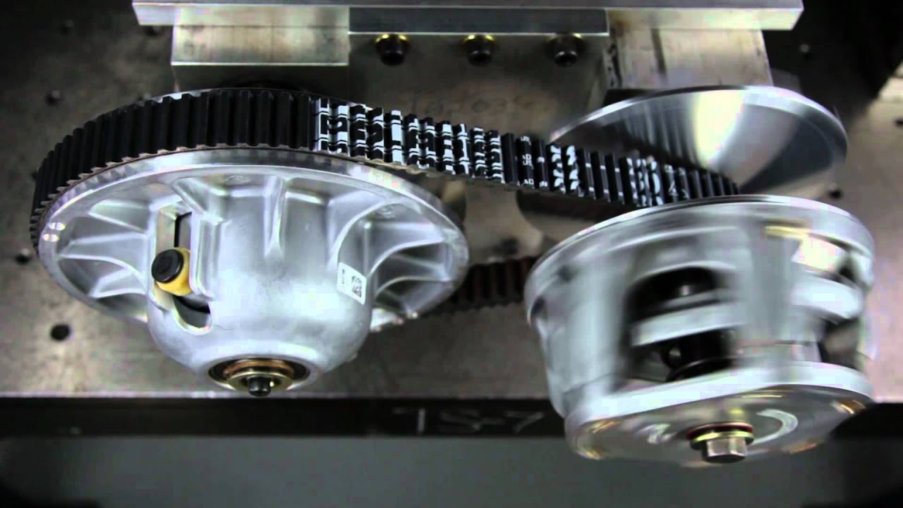 How A Cvt Works By Team Industries Mov Youtube