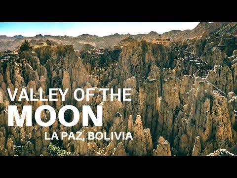 Valley of the Moon | Valle de la Luna | La Paz, Bolivia | DJI Mavic Pro | Sony A7RII