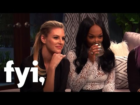 Khloé Dares Malika to Give Scott and Tyga a Lap Dance | Kocktails with Khloé | FYI