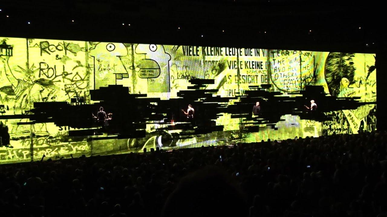 U2 Chicago 6 28 15 Invisible