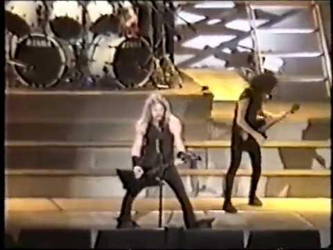 Metallica - Live in Dortmund, Germany (1991) [Full show] Night 1/2