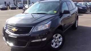 New 2014 Chevrolet Traverse LS Review | 140377