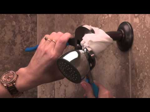 Installing an Energy-Efficient Showerhead with Xcel Energy