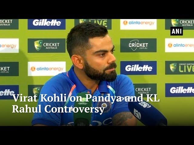 Hardik Pandya, KL Rahul Koffee With Karan Comments: Virat Kohli Reacts on Controversy