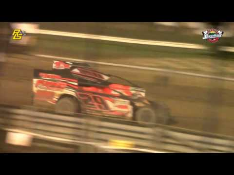 New Egypt Speedway Modified Highlights July 15th, 2017