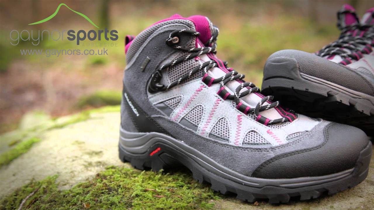 Authentic LTR GTX, Womens Walking and Hiking Boots Salomon