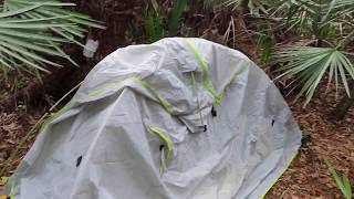 Wild Stealth Camping Iฑ Florida Hidden In The Jungle