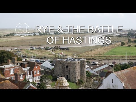 VISITING RYE & THE BATTLE OF HASTINGS