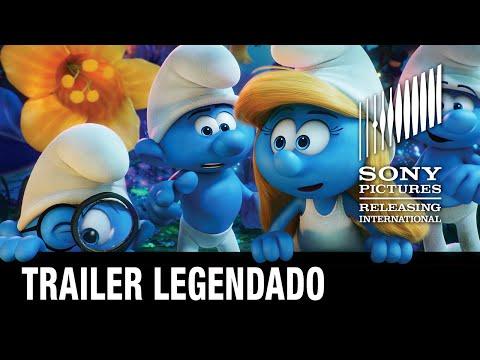Trailer do filme Os Smurfs e a Vila Perdida