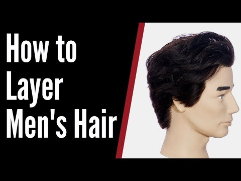 how-to-layer-men's-hair---thesalonguy