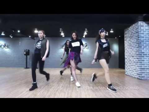 開始Youtube練舞:靚仔-安心亞 | 慢版教學