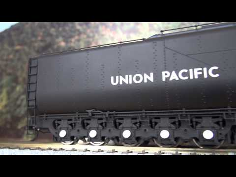 Union Pacific 4 6 6 4 Challenger & 4 8 8 4 Big Boy UP