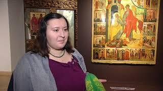 Выставку одного шедевра представил Музей русской иконы в Москве