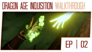 Dragon Age Inquisition Gameplay Walkthrough (1080p / 60fps Cutscenes / PC) - Part 2