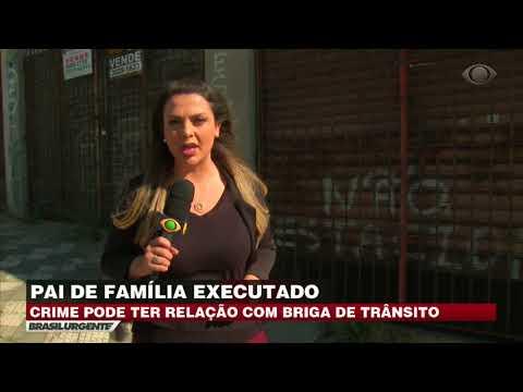 Grande SP: Pai de família é executado na porta de casa