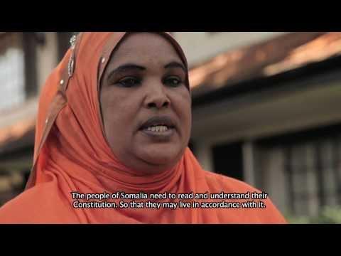 Somalia Civic Education Short Film: Women's Empowerment