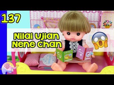 Nilai Ujian Nene - Mainan Boneka Eps 137 GoDuplo TV