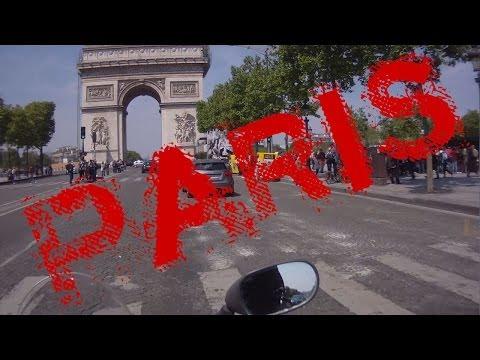 Pickpocket Paris