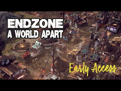 Endzone - A World Apart Early Access - I lose in like 10 minutes |