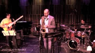 Christian Winther Quartet. New Orleans 2013
