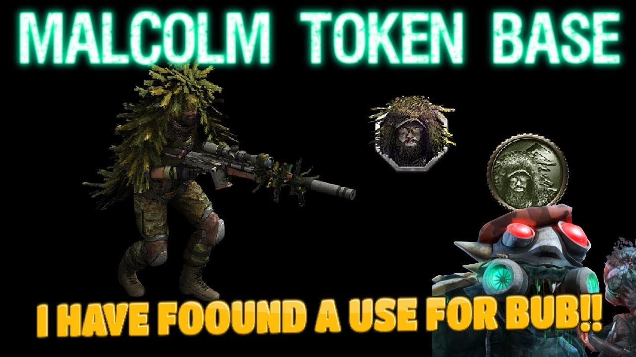 Download War Commander - Malcolm Token Base - I Found A Use For Bub!