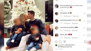 Los famosos felicitan la Navidad a sus seguidores