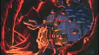 "TMNT 1987 Cartoon Series ""Technodrome Music"""