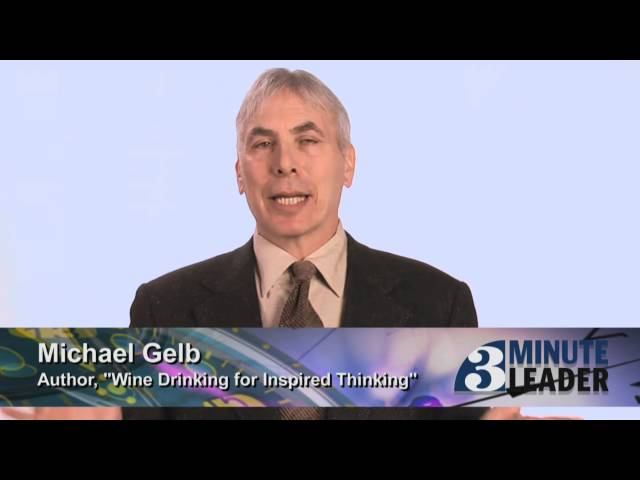 A Different Approach to Team Building with Michael Gelb