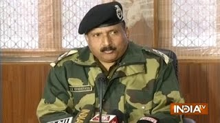 BSF Slams the Allegations of Poor Food Quality in Army Mess made by BSF Jawan