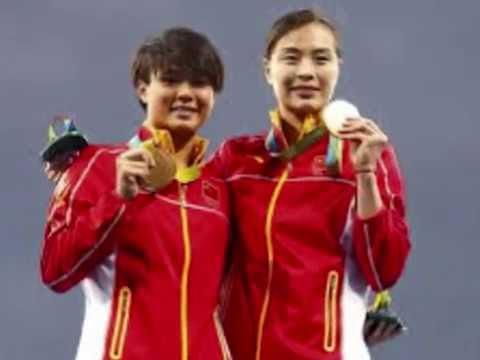 Shi Tingmao Best Women Gold Medal Olympic Rio 2016