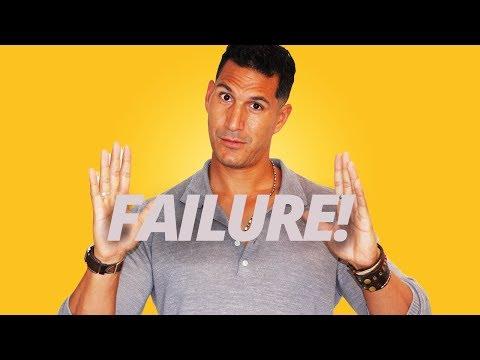 Afraid Of Failing? Push Yourself to Failure!