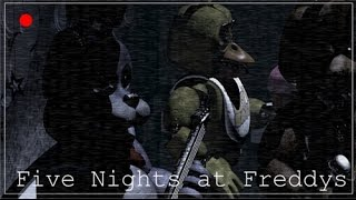 Roblox Play Through:Five Nights at Freddys(1)