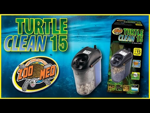 Zoo Med Turtle Clean™ 15 External Canister Filter
