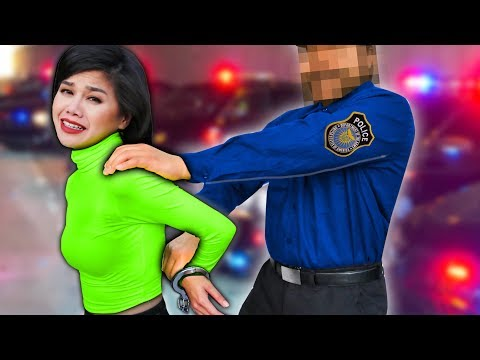VY QWAINT ARRESTED and FRAMED by PROJECT ZORGO While Trying to Rescue HACKER GIRL PZ4!