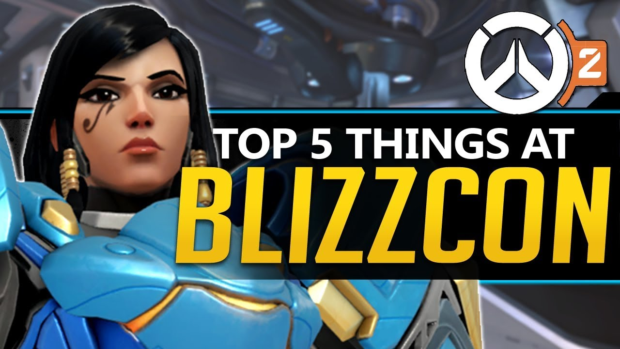 Download Overwatch Blizzcon Most Anticipated announcements - Overwatch 2 Diablo Warcraft