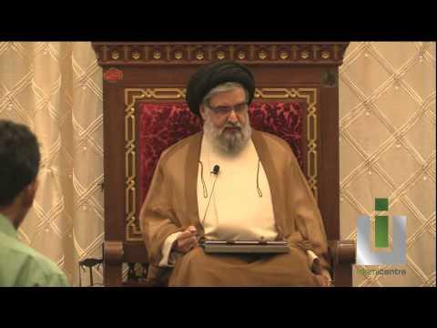 Rituals for a Newborn; Imam Hasan's Unique Childhood - Maulana Syed Muhammad Rizvi