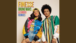 Finesse (James Hype Remix) (feat. Cardi B)