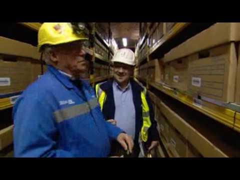 Winsford Salt Mine Storage Facility