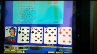 Novoline   American Poker 2 EURO MAX 5ofaKind.flv