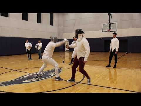 Fencing bout #3