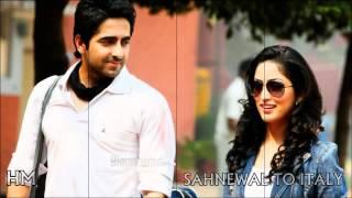 Paani Da Rang (Vicky Donor-2012) Karaoke Cover_Sung By Rahul