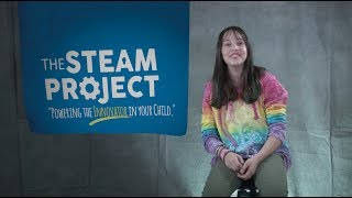 The STEAM Project - Learning New Things is Tough. And That's a Good Thing!