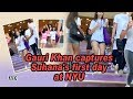 Gauri Khan captures Suhana's first day at NYU