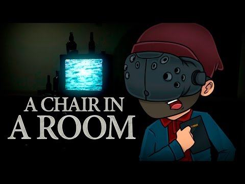 A CHAIR IN A ROOM: GREENWATER -TERROR EN REALIDAD VIRTUAL (HTC VIVE) | iTownGamePlay