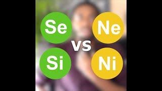S vs N - Sensation vs Intuition en français (MBTI)