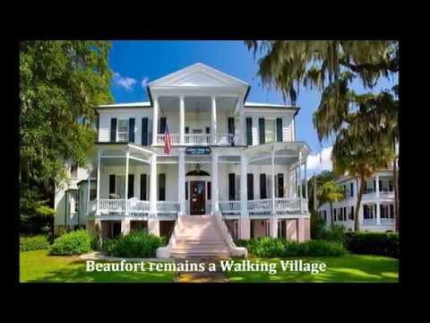 Beaufort South Carolina Video Tour