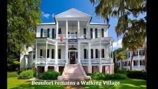 Beaufort South Carolina Video Tour