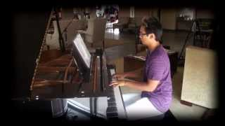 Go the Distance - Disney Piano Cover from Hercules