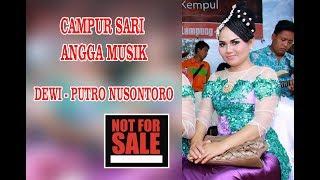 Download Mp3 Putro Nusontoro Dewi Angga musik Way jepara